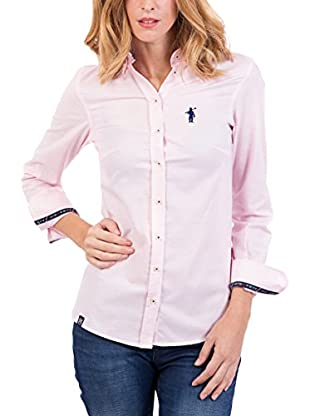POLO CLUB Bluse klassisch Miss Rigby Oxford