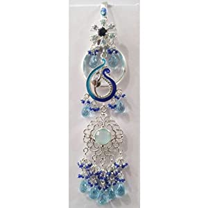 Exclusive Peacock Key Ring-KC002