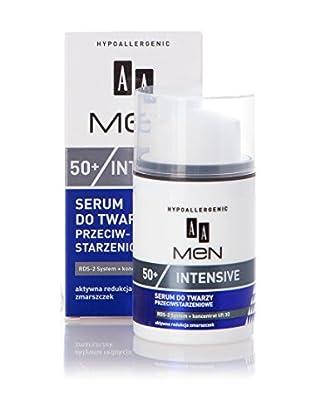 Oceanic Gesichtsserum Hypoallergenic Men Intensive 50+ 50 ml, Preis/100 ml: 35.9 EUR