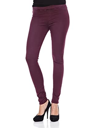 Heartless Jeans Legging Mina Leggin Pantalon Heartlesscherry Burgundy (Burdeos)