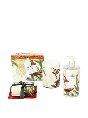 Mudlark Imperial Carol Gift Soap & 10.5-Oz. Candle Gift Set