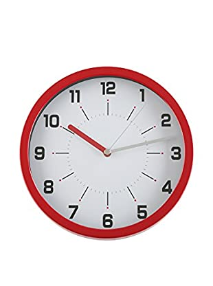 Zings Reloj De Pared Rojo