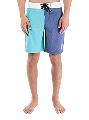 Hurley Boxer da Bagno Phantom Heather Solo