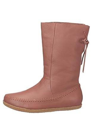 flip*flop 20501 - Botas de cuero para mujer (Marrón)