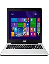 Asus X553MA-XX513D 15.6-inch Laptop (Pentium N3540/2GB/500GB/DOS/Intel HD Graphics), White