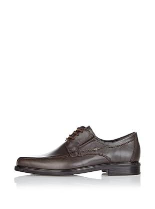 Fretz Men Zapatos Escambia (Marrón Oscuro)