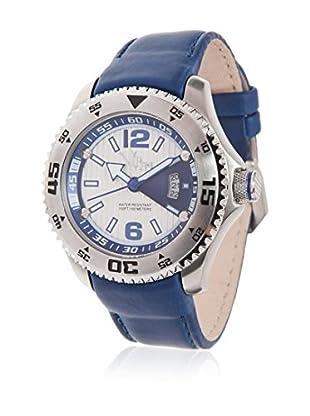 Vip Time Italy Uhr mit Japanischem Quarzuhrwerk VP5065BL_BL blau 50.00  mm