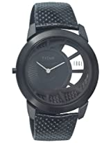 Titan Edge Analog Black Dial Men's Watch - ND1576NL02A