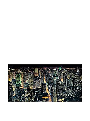 ArtopWeb Panel de Madera Silberman Nyc From the Empire State Building 50x100 cm