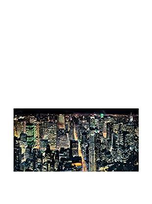 ARTOPWEB Wandbild Silberman Nyc From the Empire State Building 50x100 cm