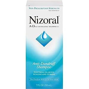 Nizoral A-D Anti-Dandruff Shampoo 7 Fl Oz 200 ml
