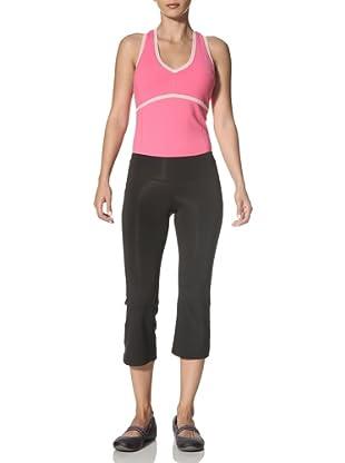 New Balance Women's Bootcut Capri (Black)