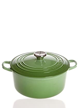 Le Creuset Cocotte Red 22 Cm. Color Rose Mary
