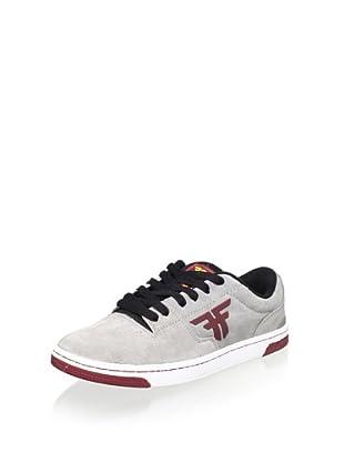 Fallen Men's Seventy Six Skate Shoe (Cement Grey/Cordovan)