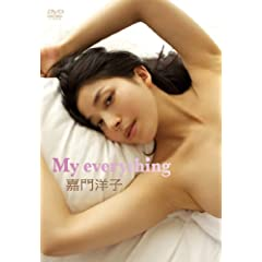mq^My everything [DVD]