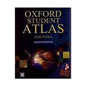 Oxford Student Atlas for India (Old Edition)