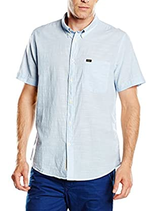 Lee Hemd Button Down Ss