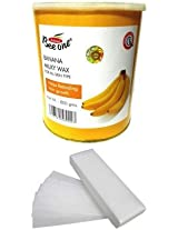 Beeone Banana Milky Wax With 100 Strips (800 g)