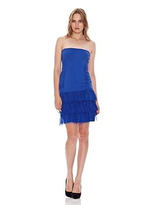 Naf Naf Vestido Andréanne (Azul)