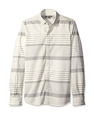 Threads 4 Thought Men's Long Sleeve Button-Down