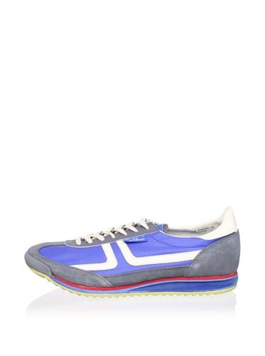 John Lennon Men's Revolution Sneaker (Blue)