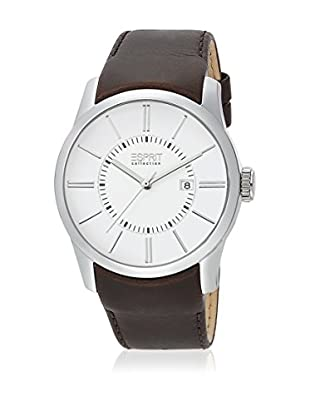 Esprit Collection Reloj de cuarzo Man Eros Brown 44 mm