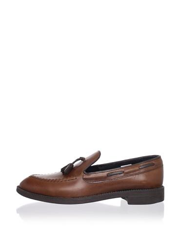Swear Women's Vienetta 8 Tassel Loafer (Tan)