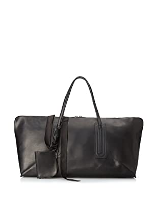 Rick Owens Women's Leather Oversized Traveler Bag