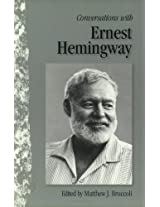 Conversations with Ernest Hemingway (Literary Conversations)