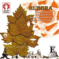 Rubbra: String Quartets 1 & 3