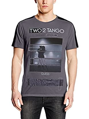Guess T-Shirt Manica Corta Two 2 Tango