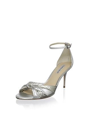 Charles David Women's Vanity Sandal (Champagne Combo)