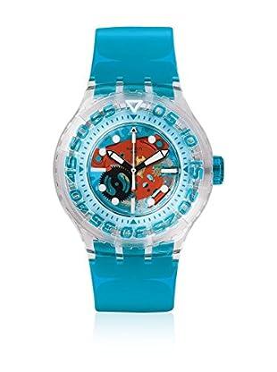Swatch Reloj de cuarzo Unisex O-Tini  44 mm