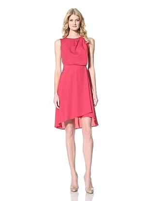 Vince Camuto Dresses Women's Sleeveless Dress (Cerise)