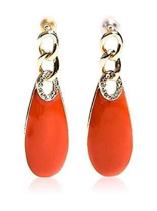 Alibey Ohrringe  orange