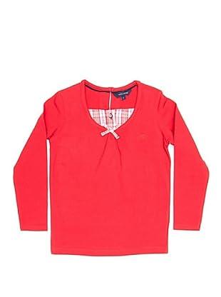 Tommy Hilfiger Camiseta Julianne (Rojo)
