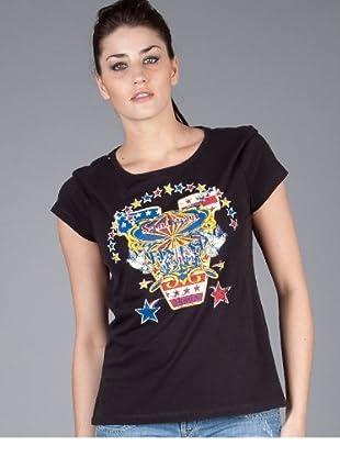 Levis T-Shirt Looser (Schwarz)