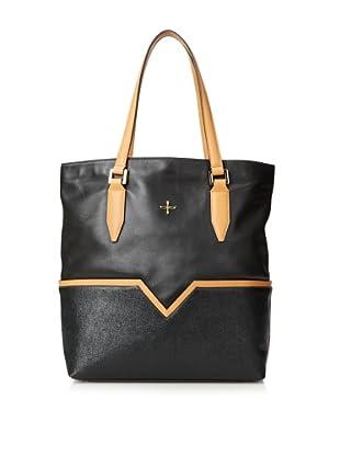 Pour La Victoire Women's Provence Tote Bag (Black)