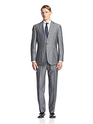 Kroon Men's Bartlett Solid Suit