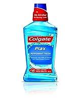 Colgate Plax Peppermint Mouthwash - 500 ml