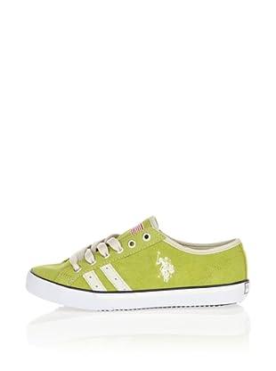 US Polo Assn Sneaker Cullen (Hellgrün)
