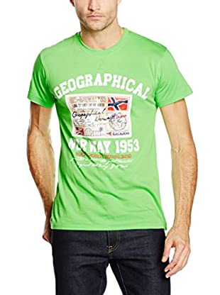 Geographical Norway T-Shirt Manica Corta Snht