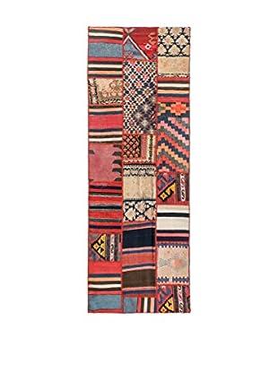 NAVAEI & CO. Teppich mehrfarbig 240 x 85 cm