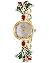 Titan Raga Analog Mother of Pearl Dial Women's Watch- 2543YM01