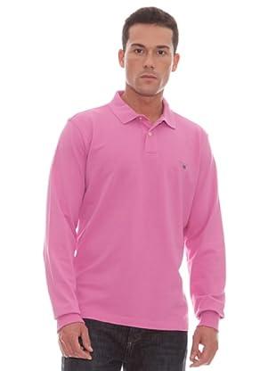 Gant Polo Liso (Rosa)