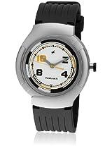 Ne748Pp02-D881 Black/Off White Analog Watch