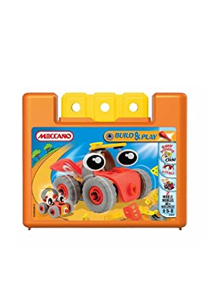 Meccano Mini Build & Play Rojo, Verde o Azul