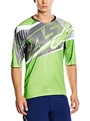 Alpinestar Cycling T-Shirt Manica Corta Sight