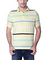 Peter England Men's Polo