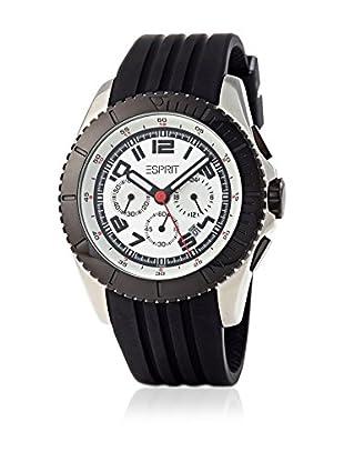 Esprit Reloj de cuarzo Man Moto White 47 mm